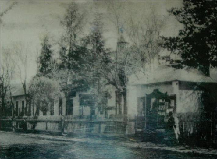 Школа на початку ХХ ст.