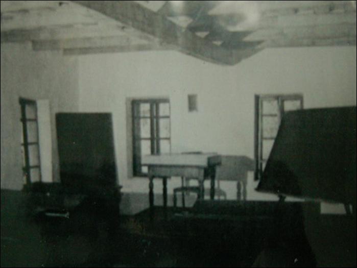 Шкільний клас на початку ХХ ст.